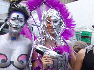 Bodypaint Liveball 2008